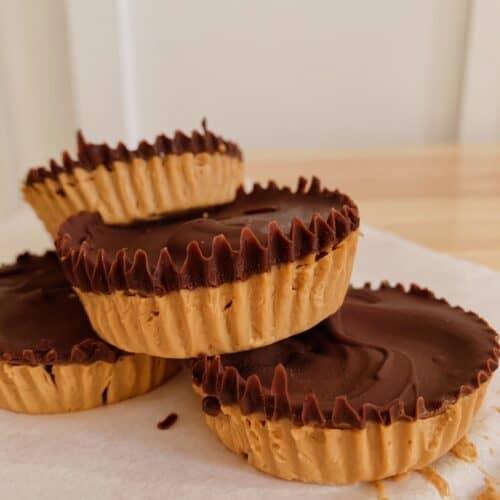 Healthy PB Cups
