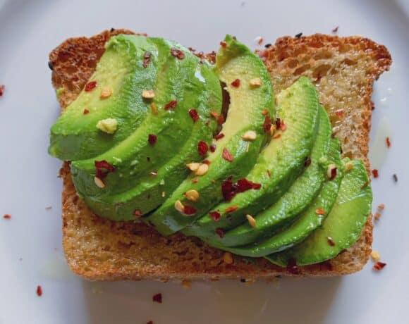 Avocado Toast at Home