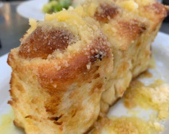 Cheese Garlic Knots