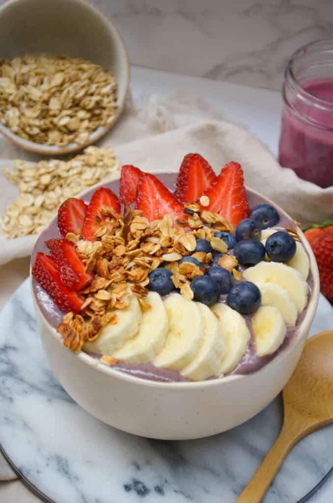 Healthy Smoothie Bowl Recipe