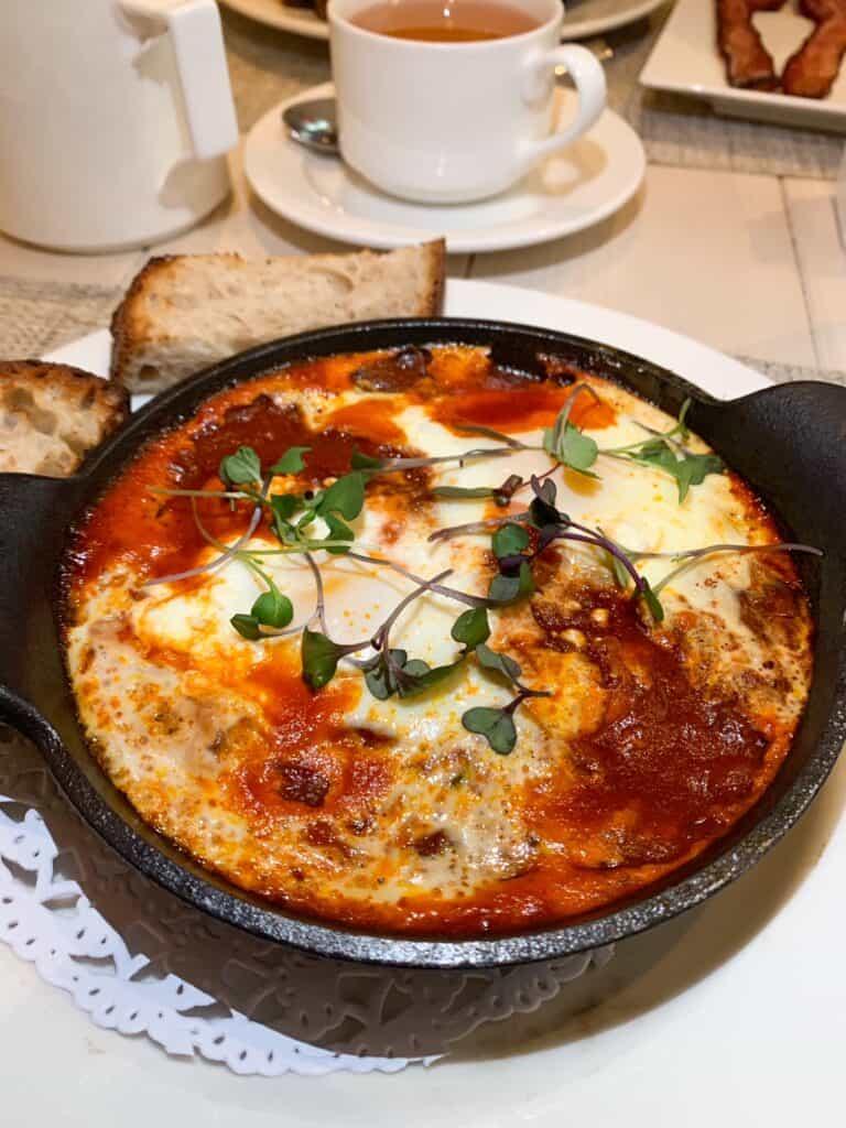 Greek Shakshuka - Must Eat Places in New York City