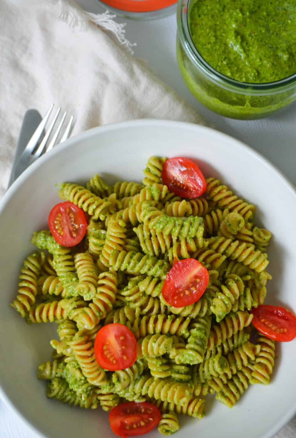 Spinach Pesto Sauce